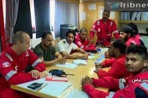 Iran trưng video thủy thủ trên tàu Anh khỏe mạnh sau vụ bắt giữ