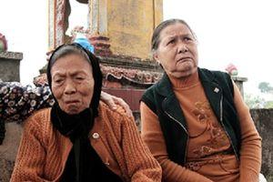 'Đường về' - phim tài liệu về hai bà mẹ của liệt sĩ lên sóng VTV