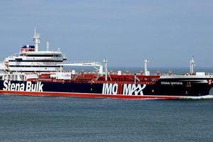 Lựa chọn nào cho Anh trong 'cuộc chiến' tàu chở dầu với Iran?
