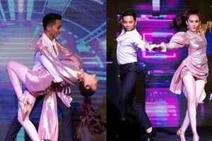 Hoàng Mỹ An cùng anh họ Phan Hiển gây ấn tượng với màn khiêu vũ đẹp mắt sau 5 năm