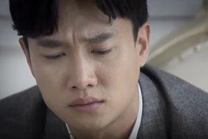 'Về nhà đi con' tập 71: Thư trả lại nhẫn cưới, Vũ rơi nước mắt