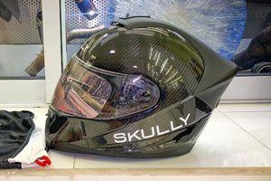 Mũ bảo hiểm tích hợp hàng tá công nghệ về VN, giá gần 50 triệu