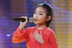 'Hiện tượng dân ca' 10 tuổi Dương Nghi Đình lần đầu hát Bolero