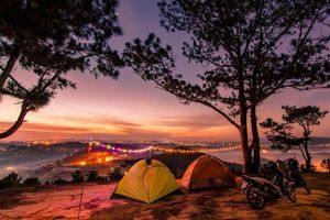 Báo Tây gợi ý những điểm cắm trại qua đêm đẹp nhất Việt Nam