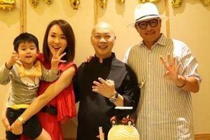 'Tiểu Long Nữ' Phạm Văn Phương ngọt ngào chúc mừng sinh nhật chồng