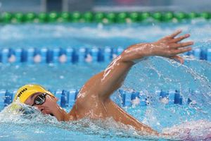 Huy Hoàng giành chuẩn A Olympic 2020