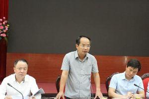 Hà Nội giải tỏa bãi đỗ xe không phép tại quận Cầu Giấy