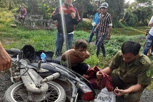 Đội hiệp sĩ ở Bình Dương truy bắt đối tượng trộm xe máy nguy hiểm
