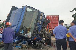 Vụ tai nạn 5 người tử vong tại Hải Dương: Xót xa gia cảnh cặp vợ chồng công nhân gặp nạn