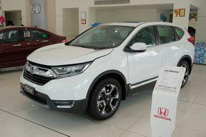 Honda CR-V đang giảm giá mạnh tới 70 triệu đồng/chiếc