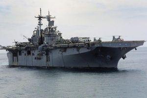 Mỹ có thể đã bắn rơi 2 máy bay không người lái của Iran, Tehran khẳng định bảo vệ Eo biển Hormuz