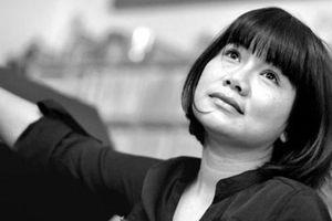 Nhà thơ Phan Huyền Thư: Tro cốt tôi cũng là câu thơ