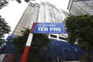 Công an khuyến cáo người dân không vào ở Hà Nội Aqua Central