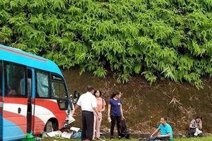 Xe chở cán bộ lao vào vách núi ở Tuyên Quang: Thêm một nạn nhân tử vong