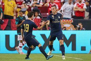 Arsenal thua ngược cay đắng trước Real Madrid!