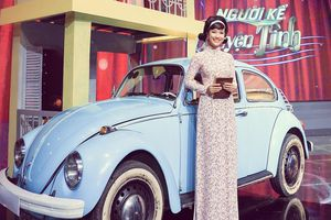 Á hậu Hoàng Oanh trải lòng về mối tình thanh xuân với diễn viên Huỳnh Anh