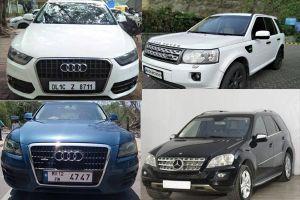 5 chiếc SUV hạng sang cũ giá dưới 500 triệu