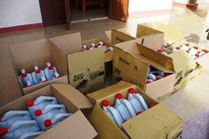 Phát hiện cơ sở sản xuất dầu nhớt Castrol giả ở Đà Nẵng