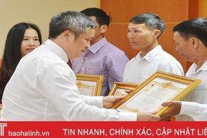 Hà Tĩnh có thêm 15 mẹ được truy tặng danh hiệu 'Bà mẹ Việt Nam anh hùng'