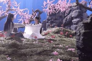 Lộ ảnh Trương Hinh Dư vào vai Tiểu Long Nữ, fans hết lời tán thưởng nhan sắc nữ thần