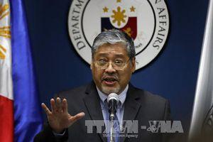 Trung Quốc, Philippines tổ chức tham vấn ngoại giao