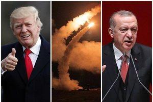Thổ Nhĩ Kỳ muốn có cả 'rồng lửa' S-400 lẫn 'tia chớp F-35', ông Trump sẽ tung đòn quyết định?