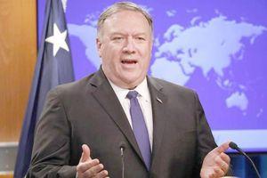 Mỹ thành lập liên minh tuần tra eo biển Hormuz
