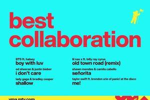 'Boy With Luv' của BTS xuất sắc được đề cử tại MTV VMAs 2019