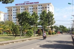 Sẽ đầu tư 2.400 căn nhà ở xã hội tại huyện Long Thành