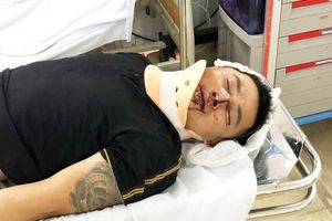 Tới Công ty CP Địa ốc Alibaba để đòi lại tiền, khách hàng bị hành hung dã man phải nhập viện