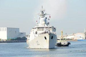 Bộ 3 tàu chiến hiện đại nhất của Hải quân Việt Nam