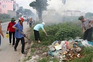 Treo thưởng cho người phát hiện hành vi đổ trộm rác