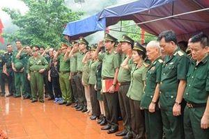 Dâng hương tưởng niệm các Anh hùng, Liệt sỹ tại Hà Giang