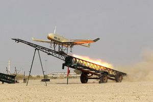 Mỹ có thể đã bắn hạ UAV thứ 2 của Iran