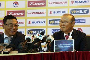 Đổi lịch V-League vì thầy trò ông Park đá vòng loại World Cup