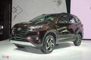 Gần 1.600 chiếc Toyota Rush lỗi hộp điều khiển ở VN