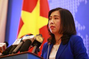 Việt Nam đã có biện pháp phù hợp trước các diễn biến mới trên Biển Đông
