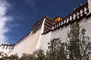 Bài 4: Potala - Trái tim của Lhasa