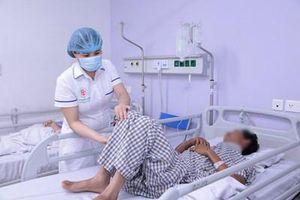 Cấp cứu thành công bệnh nhân bị chấn thương cột sống do ngã từ tầng 4