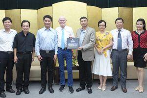Đưa quan hệ hợp tác giữa Đà Nẵng với CHLB Đức lên tầm cao mới