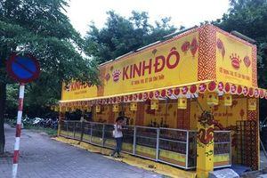 Quầy bánh Trung thu la liệt vỉa hè Hà Nội, dự báo giá tăng