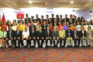 63 cán bộ trẻ được đào tạo thạc sĩ, tiến sĩ tại Nhật Bản