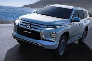 Mitsubishi Pajero Sport 2019 trình làng, giá từ 976 triệu đồng tại Thái Lan