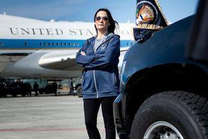 Stephanie Grisham - nữ tướng trầm lặng của Nhà Trắng