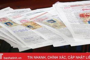 Gần 700 GPLX, đăng ký ôtô 'bỏ quên' tại Phòng CSGT Hà Tĩnh