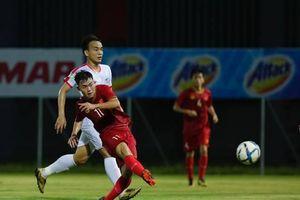 Tuyển U.22 Việt Nam có chiến thắng thứ 2 trong trận cầu... 3 hiệp đấu