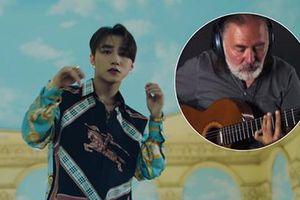 Nghệ sĩ người Nga hóa phép ca khúc 'Hãy trao cho anh' của Sơn Tùng thành phiên bản guitar cực chất!