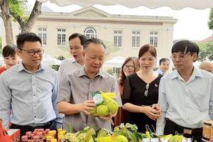 Thủ đô Hà Nội liên kết xây dựng gần 730 chuỗi thực phẩm an toàn