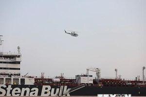Hải quân Anh sẽ hộ tống các tàu đi qua Eo biển Hormuz