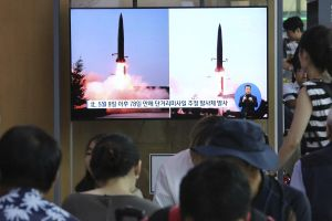 Phóng 2 tên lửa tầm ngắn, Triều Tiên đưa ra thông điệp gì?